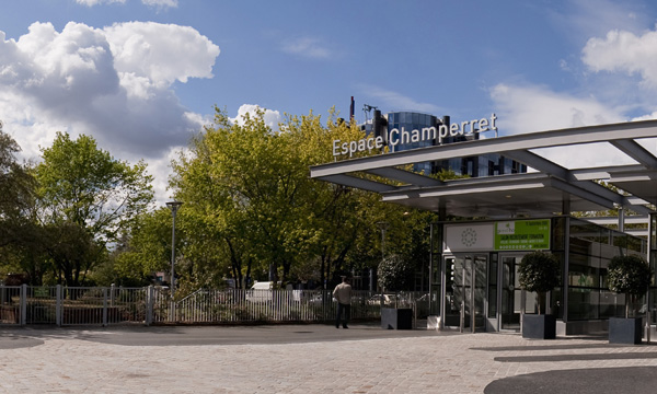 Espace Champerret Convention CRIP