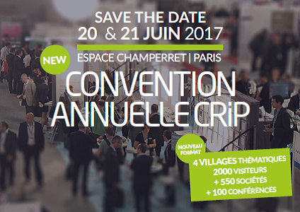 Convention Annuelle du CRIP 2017